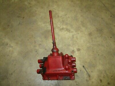 Ih Farmall F20 Transmission Cover With Forks Shifter Lever  Antique Tractor