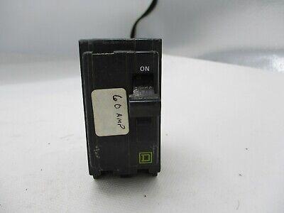 New Square D Qo200 Molded Case Switch Non Auto Trip Breaker 60 Amp