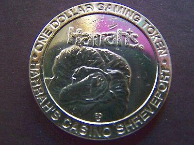 Shreveport La Casinos (HARRAH'S CASINO Shreveport, LA Nickel $1 Gaming)