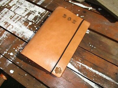 Traveler's Notebook A5 Custom Leather Journal Diary ,  cover. book included.