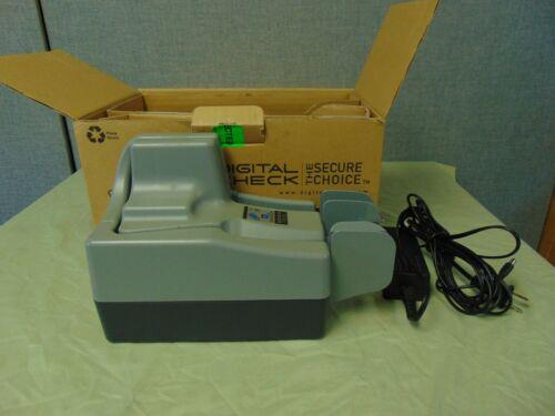 Digital Check TellerScan TS215 Check Reader