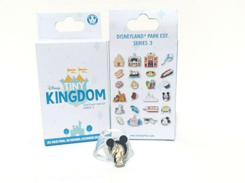 Tiny Kingdom Horse Hitching Post Main St. Disneyland Disney Mystery Pin Series 3