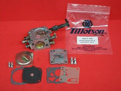 Stihl Ts400 Oem Tillotson Carburetor With New Oem Gaskets