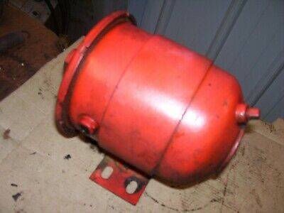 Vintage Ji Case Sc Tractor - Engine Oil Filter Housing Assy -1950