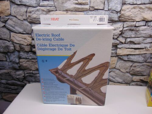 Easy Heat 120 Ft. 120V  Roof Cable ADKS600  -