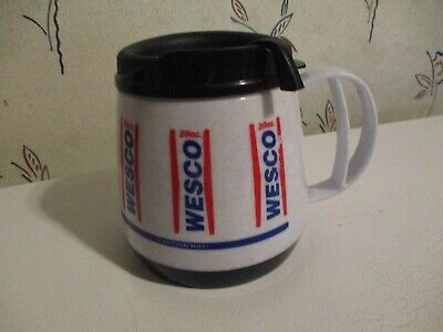 Java Giant Coffee - WESCO JUMBO STREET TRAVEL MUG 20 OZ COFFEE / SODA POP / REFILL