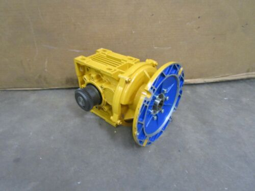 MOTOVARIO B A72 RIGHT ANGLE DOUBLE OUTPUT GEARBOX SPEED REDUCER 12.44:1 RATIO