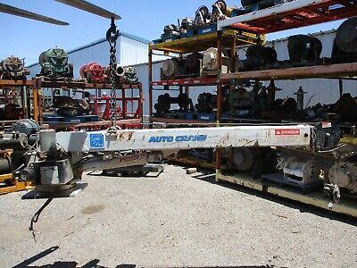 Auto Crane Model 3203prprx Capacity 3200 Lb Hydraulicelectric