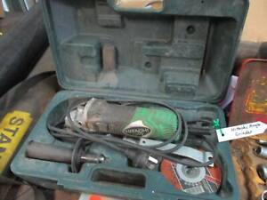 Hitachi Angle Grinder G10SR3 Windsor Hawkesbury Area Preview