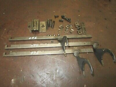 Ih Farmall 560 Transmission Shifter Forks Related Parts Antique Tractor