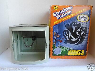 1994 Vintage SunHill Halloween Shadow Projector - Halloween Shadow Projector