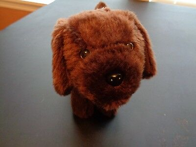 RARE AMERICAN GIRL 2011 (CHOCOLATE CHIP)  CHOCOLATE BROWN LAB PUPPY DOG TOY