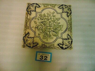 Victorian Fireplace Tile 32