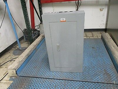 Ite Main Breaker Panel Cdp-7 42-slot 100a Main 208y120v 3ph 4w Used