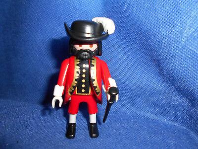 ot Spazierstock Haare schwarz Bart Hut Feder custom top  (Kaufen Customes)