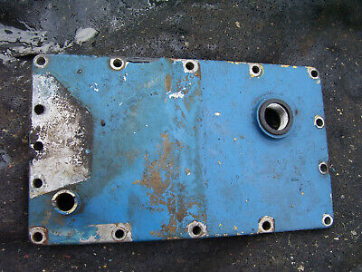 Vintage Ford 1210 3 Cyl Diesel Tractor -trans Cover