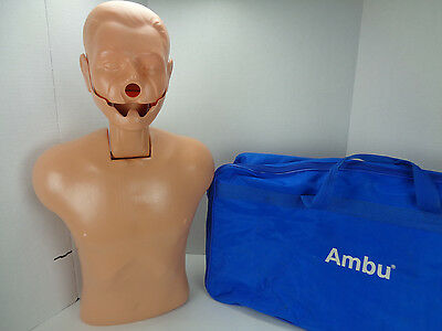 Ambu Cpr Pal Manikin Mannequin Mouth2mouth Training Adult Dummy 259004000 Skuc B