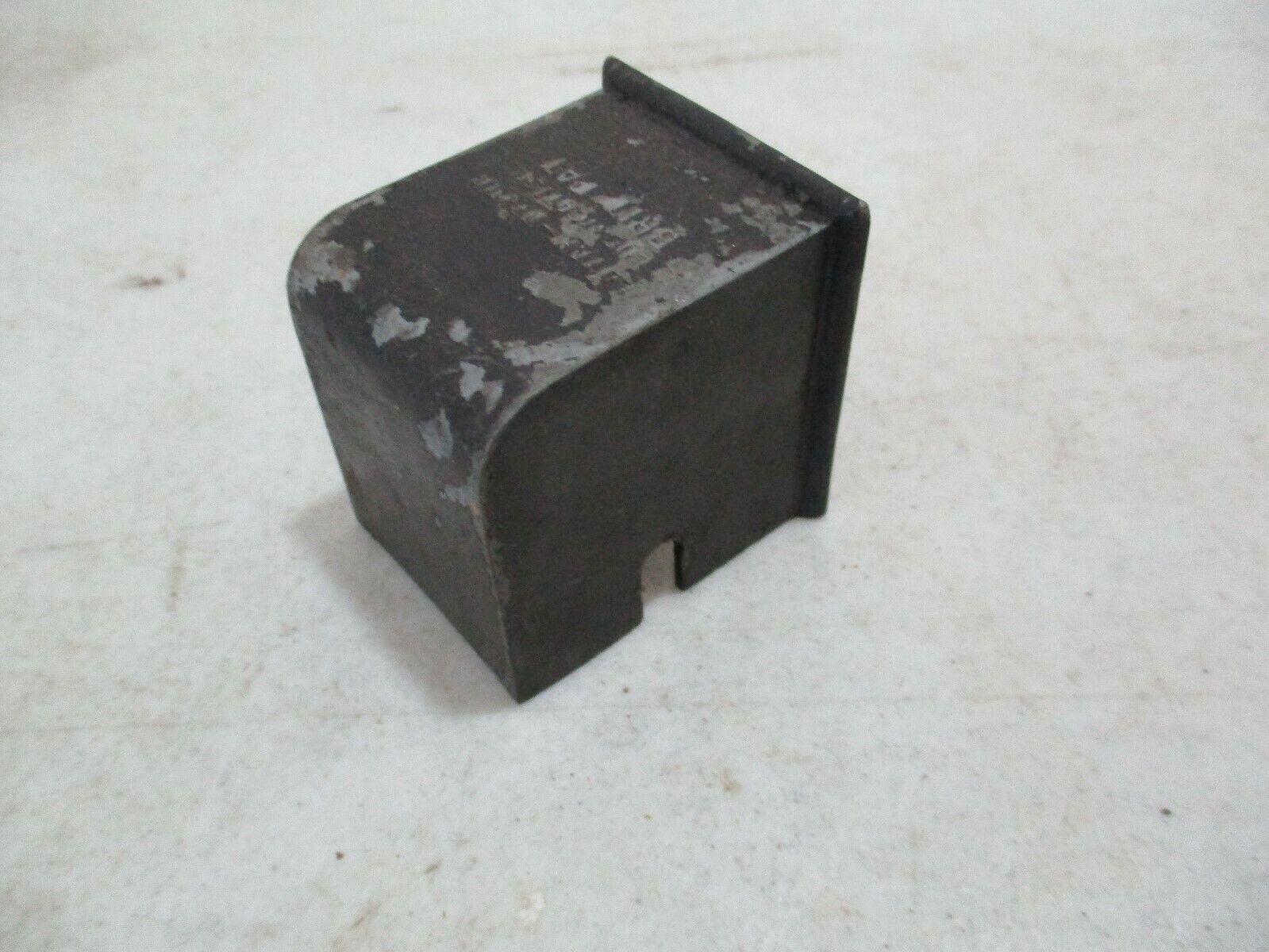 Cap for Bijur oil system for Early Post War Rolls-Royce & Bentley (1946-1959)