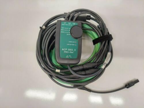 PRO-Flex ACP3003_3 Flexible 3 Phase AC Current Probe BR