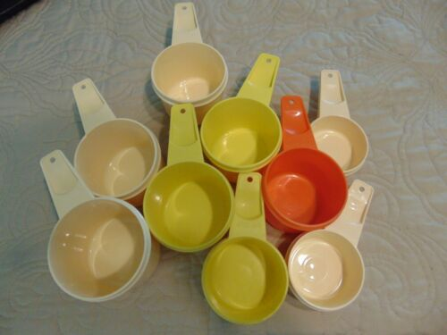 TUPPERWARE INDIVIDUAL REPLACEMENT MEASURING CUP - YOU CHOOSE - FREE SHIPPING