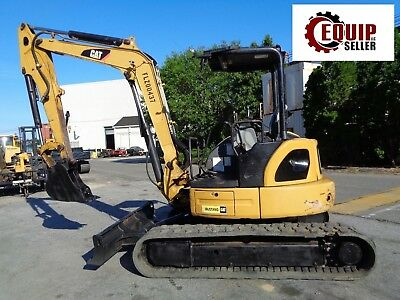 2011 Caterpillar 305.5dcr Mini Excavator - Aux. Hydraulics - Rubber Tracks