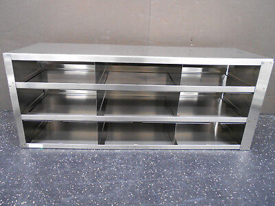 Labrepco Ufd-333-t1 Upright Freezer Rack W Drawers 7 Boxes 3 Deep 3 High