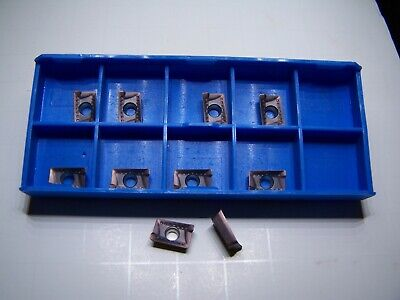 New-apkt1003pder Tialn Coated -10 Pcs Carbide Insert - Free Shipping
