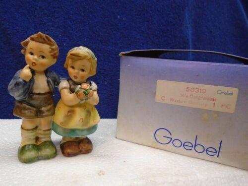 Hummel - nativity We Congratulate #214/E, mint in box