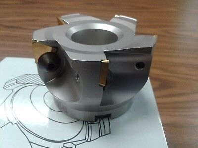 3 90 Degree Indexable Face Shell Millface Milling Cutter Tpg322 506-fmt-3-new