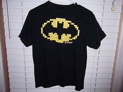 Lego DC Super Heroes Batman Symbol Boy's Shirt Size XL