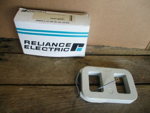RELIANCE ELECTRIC 110/120V, 50-60HZ CONTACTOR COIL #8121016H NIB