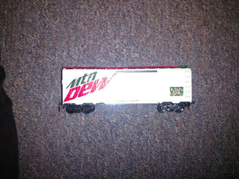 Mountain dew box car..New