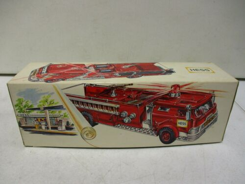1970 Hess Fire Truck 9/30
