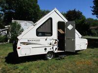 2012 Forest River Rockwood A-Frame Pop-Up !