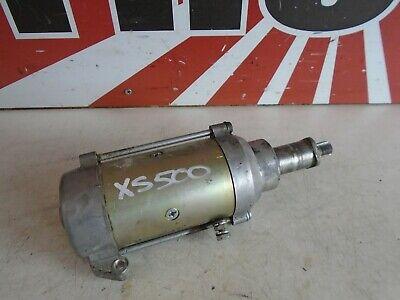 <em>YAMAHA</em> XS500 STARTER MOTOR  XS ENGINE PARTS