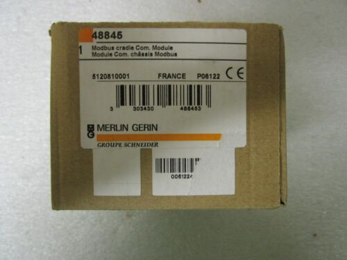 Merlin Gerin 48845 Mobus Cradle Communication Module - Brand New in Box!