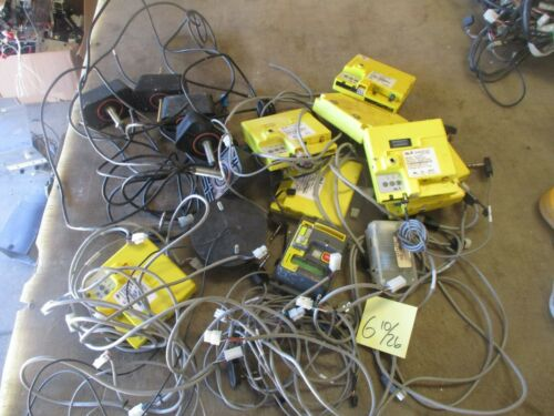 Lot of MEI Credit Card Acceptor Parts/Accy, Antennas, Easitrax, Cables, etc.