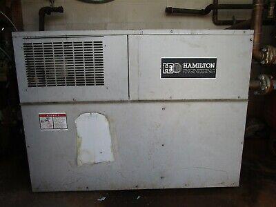 Hamilton 1ph Low Pressure Nat Gas Hot Water Boiler Hedn0985 Output Btu 1016550