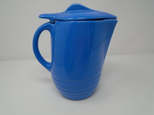 Vintage Refrigerator Water Pitcher and Lid