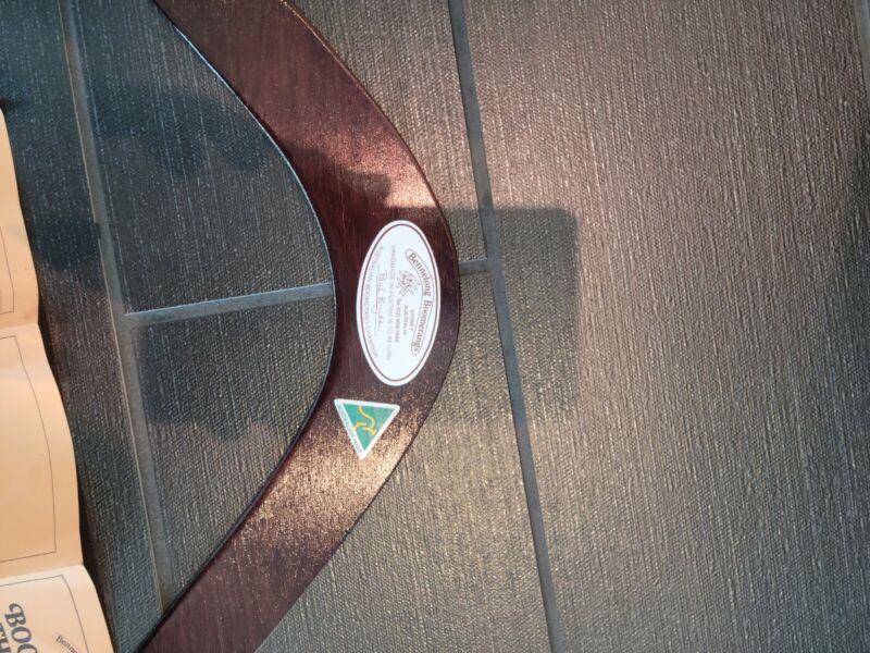 paul bryden bennelong boomerang