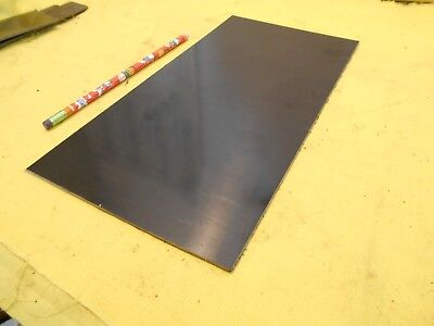 Black Phenolic Flat Stock Machinable Sheet Plate Micarta 332 X 6 X 12