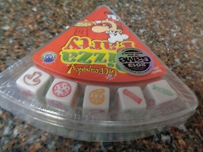 Pizza Party Card Game Haywire Group Sealed New](Group Party Games)