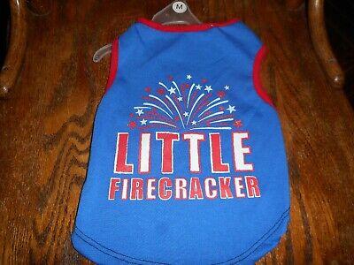 Pet Dog Clothes Little Firecracker Costume New](Firecracker Costume)