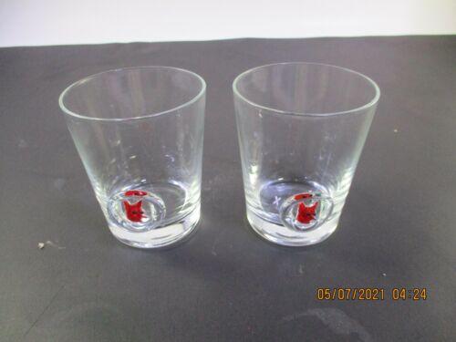 MACHUS RED FOX WHISKEY GLASSES - JIMMY HOFFA
