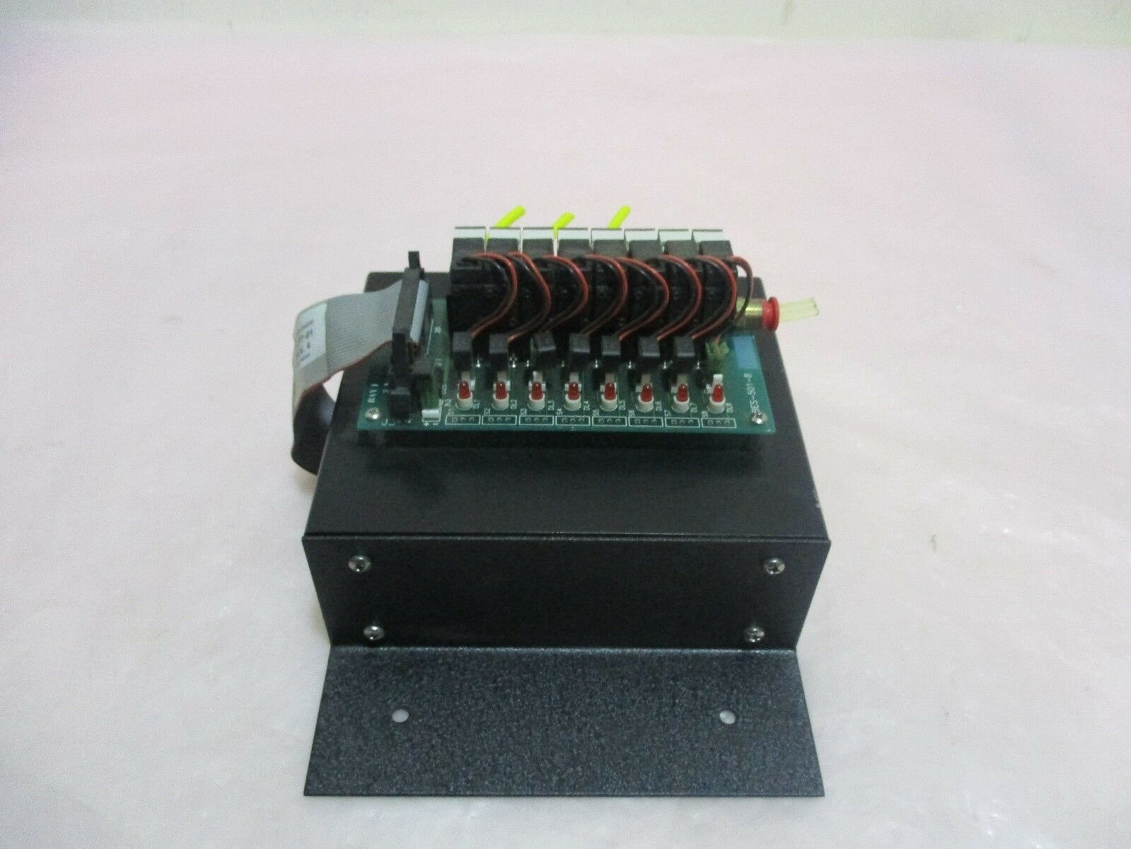 Bay Engineered Systems BES-501-8, Pneumatic Interface w/ Control Box. 420154