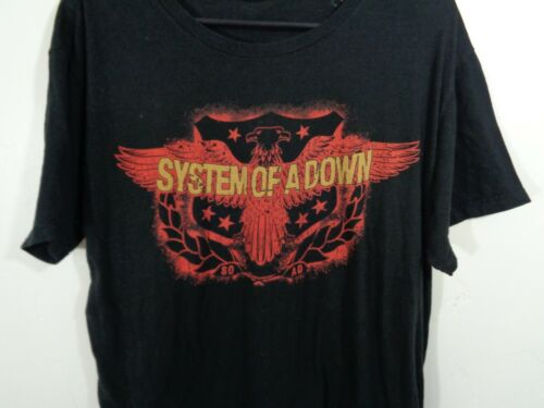 system of a down shirt xl extra large