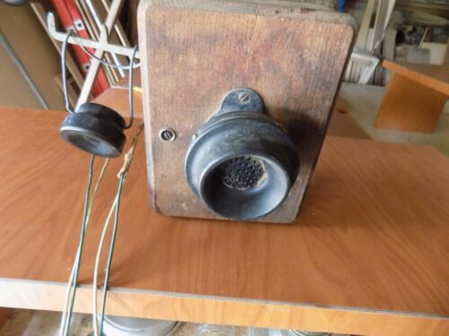 CABOOSE COMMUNICATION EQUIPMENT BY WESTERN ELECTRIC