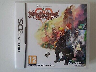 Kingdom Hearts 358/2 Days. Nintendo DS.