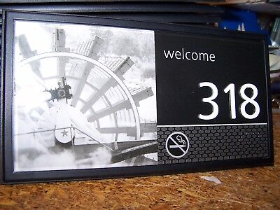 Hampton Inn Pictured Hotel   Motel Room Numbers  314 Paddle Boat Wheel Nice