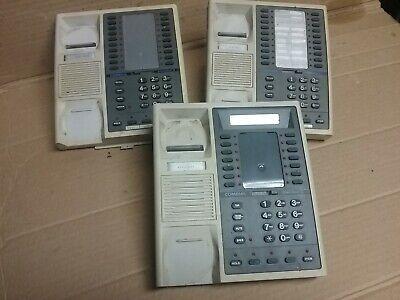 Comdial Executech Ii Office Phone Set Of Three